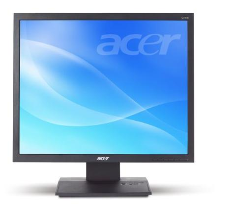 "Cheap LCD Monitors for Sale Acer 17"" v173"